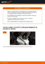 Cambiar Discos de Freno AUDI A3: manual de taller