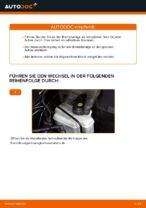 Wie Sie die hinteren Bremsbeläge am Audi A3 8P1 ersetzen