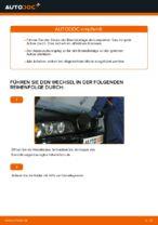 Wie man beim BMW E39 benzin die bremsbeläge hinten wechselt