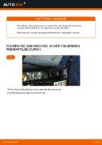 Wie Sie einen vorderen Bremssattel am BMW E39 benzin ersetzen