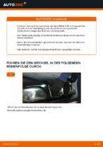 Anleitung: Bremsscheiben hinten wechseln beim BMW E39 benzin