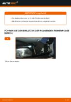 Wie der Austausch von Zündkerzen bei einem BMW E39 benzin funktioniert