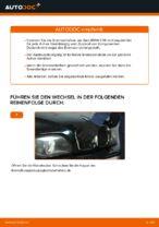 Wie man beim BMW E39 benzin die Bremsscheiben hinten wechselt