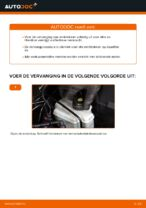 Remblokkenset schijfrem vervangen AUDI A3: gratis pdf