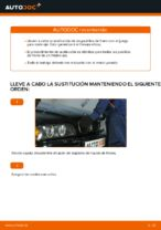 Cómo cambiar las pastillas de freno traseras del BMW E39 gasolina