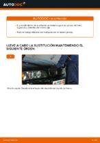 Cómo cambiar el cáliper de freno trasero en BMW E39 gasolina