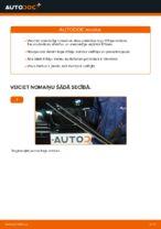 Kā nomainīt priekšējās stikla tīrīšanas slotiņas automašīnai BMW E39 benzīns