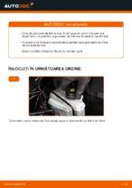 Schimbare Placute Frana AUDI A3: manual de intretinere si reparatii