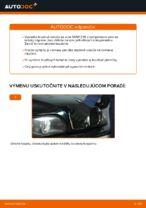 Ako vymeniť zadné brzdové kotúče na vašom aute BMW E39 bensin