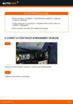 BMW hátsó és első Fékbetét készlet cseréje csináld-magad - online útmutató pdf