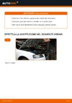 Tutorial di riparazione e manutenzione Audi A3 Cabrio