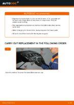 auto parts KIA SORENTO I (JC) | PDF Repair tutorial