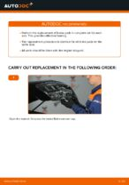 Replacing Gasket set brake caliper on KIA SORENTO I (JC) - tips and tricks