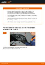 DIY-Leitfaden zum Wechsel von Scheibenbremsen beim KIA SORENTO I (JC)