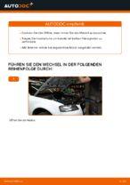 Wie Sie Motoröl und den Ölfilter am Audi A3 8P1 ersetzen