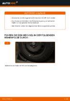 Wie Sie das hintere Radnaabenlager am Audi A3 8P1 ersetzen