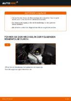 Austauschen von Scheibenbremsbeläge AUDI A3: PDF kostenlos