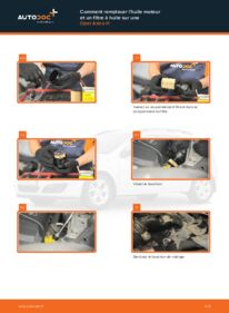 Comment effectuer un remplacement de Filtre à Huile sur 1.7 CDTI (L48) Opel Astra h l48