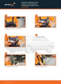 Comment effectuer un remplacement de Bras de Suspension sur 2.0 Audi 80 b4