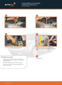 Come effettuare una sostituzione di Molla Ammortizzatore su 2.4 D5 Volvo XC90 1