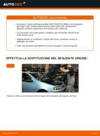 Come effettuare una sostituzione di Dischi Freno su 1.2 60 Fiat Punto 188