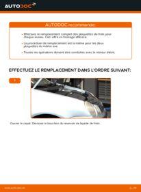 Comment effectuer un remplacement de Plaquettes de Frein sur 1.4 16V Polo 9n