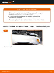 Comment effectuer un remplacement de Plaquettes de Frein sur 3.0 d BMW E53