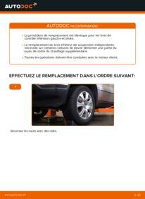 Comment effectuer un remplacement de Bras de Suspension sur 3.0 d BMW E53
