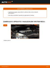 Kako izvesti menjavo: Zracni filter na 1.2 Renault Clio 2