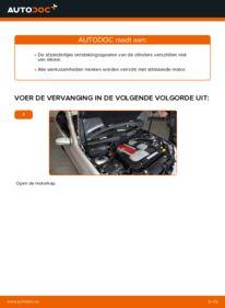 Vervanging uitvoeren: Bobine C 220 CDI 2.2 (203.006) Mercedes W203