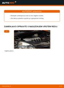 Kako izvesti menjavo: Vzigalna svecka na 1.2 Renault Clio 2