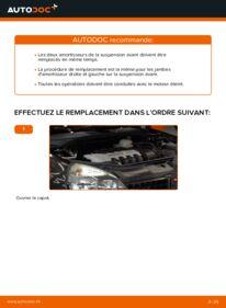 Comment effectuer un remplacement de Amortisseurs sur 1.2 Renault Clio 2