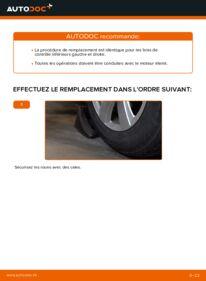 Comment effectuer un remplacement de Bras de Suspension sur 3.0 TDI quattro Audi A6 4f2