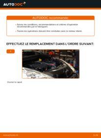 Comment effectuer un remplacement de Filtre à Air sur 1.4 HDi Peugeot 208 1