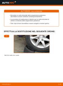 Come effettuare una sostituzione di Molla Ammortizzatore su 1.4 HDi Peugeot 208 1