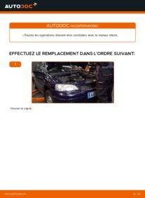 Comment effectuer un remplacement de Huile De Transmission et Huile Boite De Vitesse sur 1.6 16V (F08, F48) Opel Astra g f48