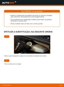 Como realizar a substituição de Pastilhas De Travão no 1.4 HDi CITROËN C3 I (FC_)
