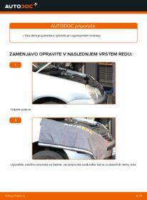 Kako izvesti menjavo: Rebrasti jermen na 1.4 16V Polo 9n