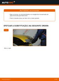 Como realizar a substituição de Filtro de Ar no 1.0 (SCP10_) Toyota Yaris p1