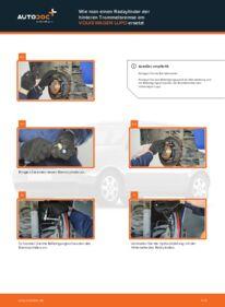 Wie der Wechsel durchführt wird: Hauptbremszylinder VW Lupo 6x1 1.2 TDI 3L 1.0 1.4 tauschen