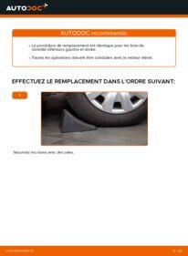 Comment effectuer un remplacement de Bras de Suspension sur 1.0 (SCP10_) Toyota Yaris p1