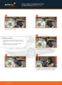 ¿Cómo realizar un reemplazo de Pastillas De Freno en 1.6 ? Eche un vistazo a nuestra guía detallada y sepa cómo hacerlo.