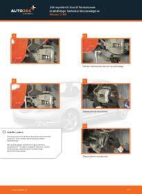 Jak przeprowadzić wymianę: Klocki Hamulcowe w 1.6 Mazda 3 bk