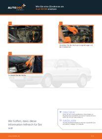 Wie der Wechsel durchführt wird: Zündkerzen Audi 80 b4 2.0 2.0 E 1.9 TDI tauschen