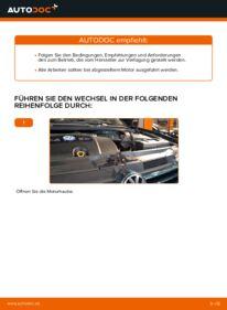 Wie der Wechsel durchführt wird: Luftfilter Golf 4 1.4 16V 1.6 1.6 16V tauschen