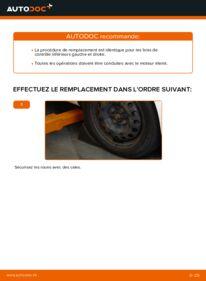 Comment effectuer un remplacement de Bras de Suspension sur 1.0 CITROËN C1 (PM_, PN_)