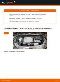 Ako vykonať výmenu: Žiarovka hlavného svetlometu na 1.6 TDI Touran 1t3