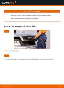 Kā veikt nomaiņu: 1.9 TDI Audi A4 b6 Aizdedzes svece