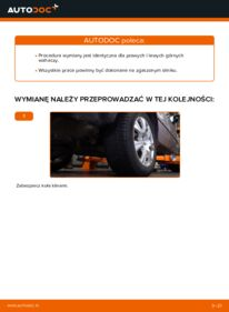 Jak przeprowadzić wymianę: Wahacz w 3.0 d BMW E53