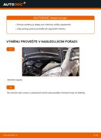 Jak provést výměnu: Zapalovaci svicka na A 140 1.4 (168.031, 168.131) Mercedes W168